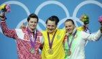 Наталья Заболотная стала серебряным призером Олимпийских игр-2012 в Лондоне