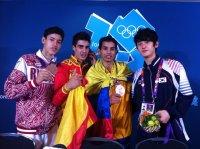 Алексей Денисенко из Батайска стал «бронзовым» тхэквондистом на Олимпиаде