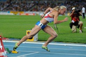 Волгодонская бегунья Юлия Гущина выиграла серебро Олимпиады в эстафетном беге