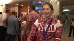 Поздравляем Ульяну Донскову