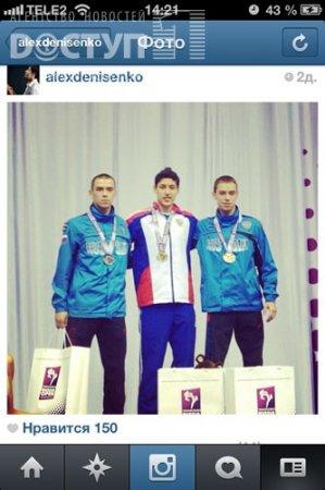 Алексей Денисенко - победитель международного турнира по тхэквондо
