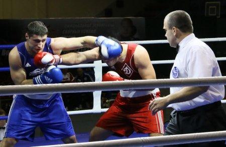 XXI чемпионат России по боксу среди мужчин.