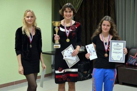 Кубок России по шахматам в Краснодарском крае