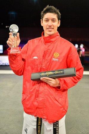 Гран-При по тхэквондо (ВТФ) в Великобритании