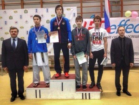 Чемпионат России среди студентов по тхэквондо
