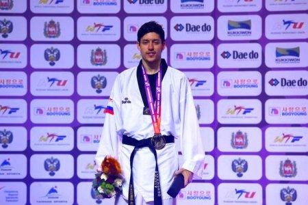 Чемпионат  мира по тхэквондо  г. Челябинске