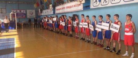 чемпионат Ростовской области по боксу среди мужчин 19-40лет