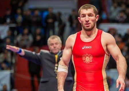 Чемпионат России  по греко-римской борьбе