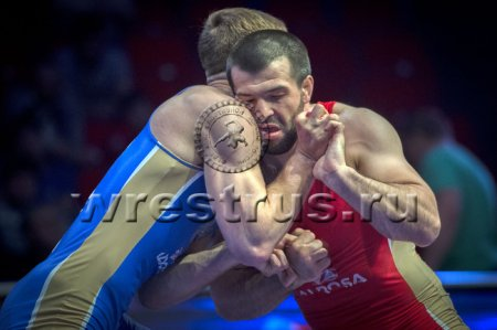 Чемпионат России по греко-римской борьбе-2016