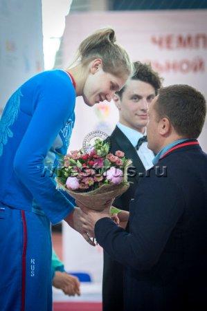 чемпионат России по женской борьбе в С.-Петербурге