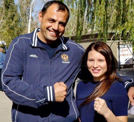 Чемпионат России по боксу среди женщин