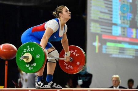 Первенство мира по тяжелой атлетике