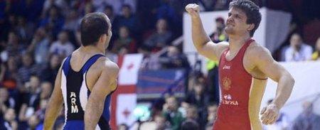 Чемпионат России по греко-римской борьбе во Владимире