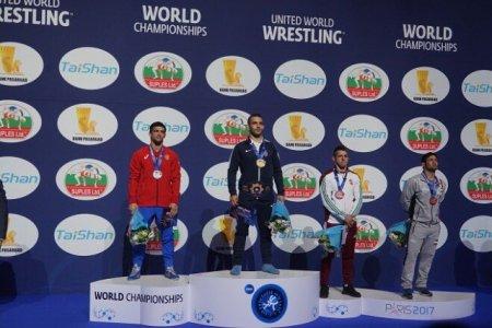 чемпионат мира о спортивной борьбе