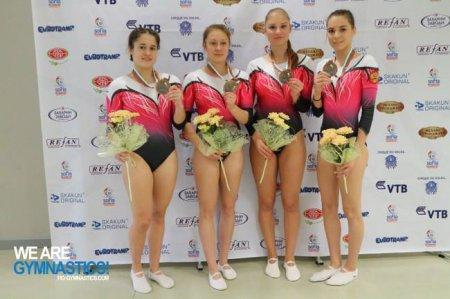 Чемпионат мира  в Болгарии по прыжкам на батуте