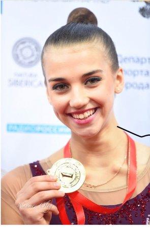 Международные соревнования по художественной гимнастике